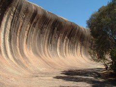 Wave Rock - Hyden WA | by holtieshouse