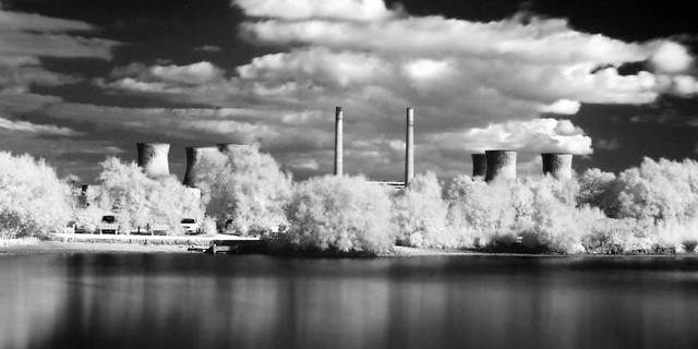 Drakelow Power Station Burton Upon Trent The Now