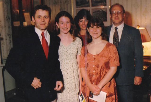Mikhail Baryshnikov & Bennetts | Mikhail Baryshnikov, Dana ...