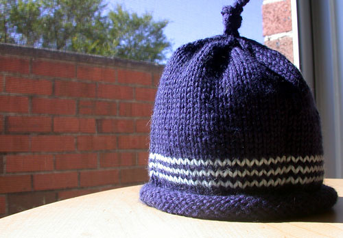 knit hat | by gadgetgirl