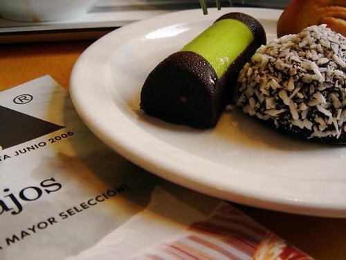 dessert at ikea the sampler plate i grabbed another catal flickr. Black Bedroom Furniture Sets. Home Design Ideas