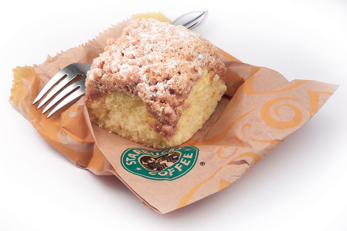 Coffee Cake Starbucks Calories