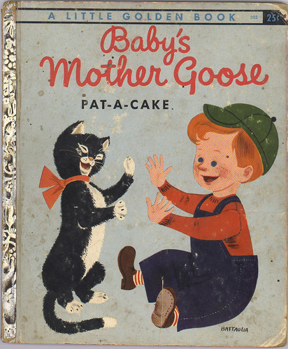 Mother Goose: cover | by wardomatic
