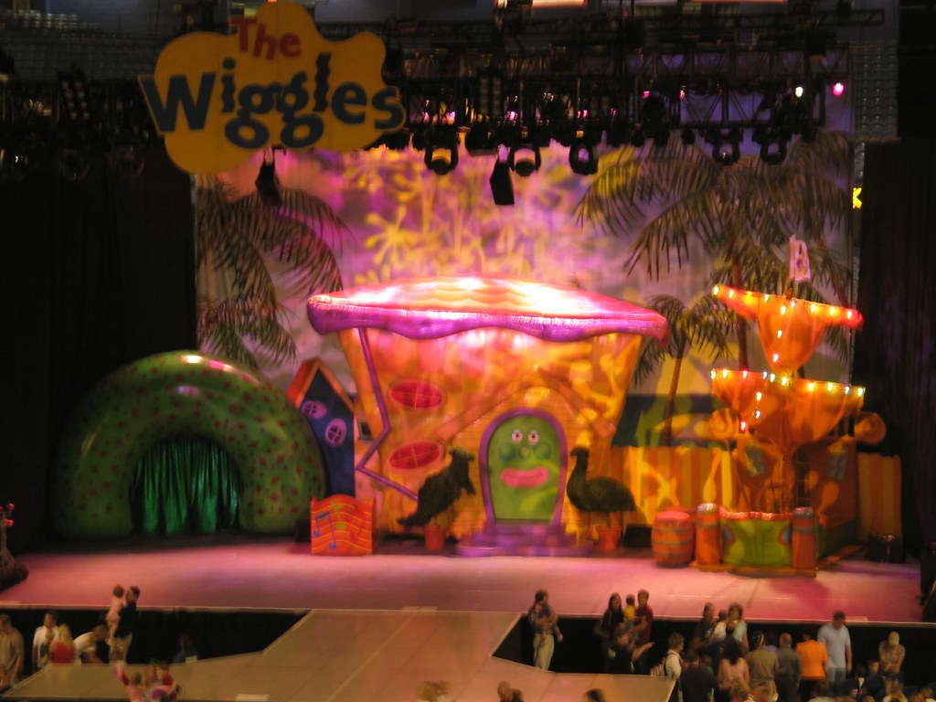 The Wiggles Tour Date