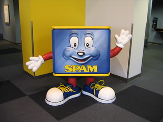 The Spam Mascot | by ben.hollis