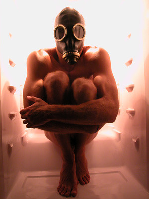 Gas mask | by President of the plastic models club