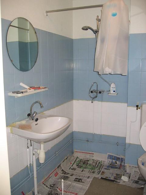 Badkamer badkamertegels schilderen inspirerende foto 39 s en idee n van het interieur en - Trend schilderen keuken ...