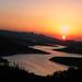 Beautiful Sunset in Spain