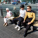 Star Trek on the street