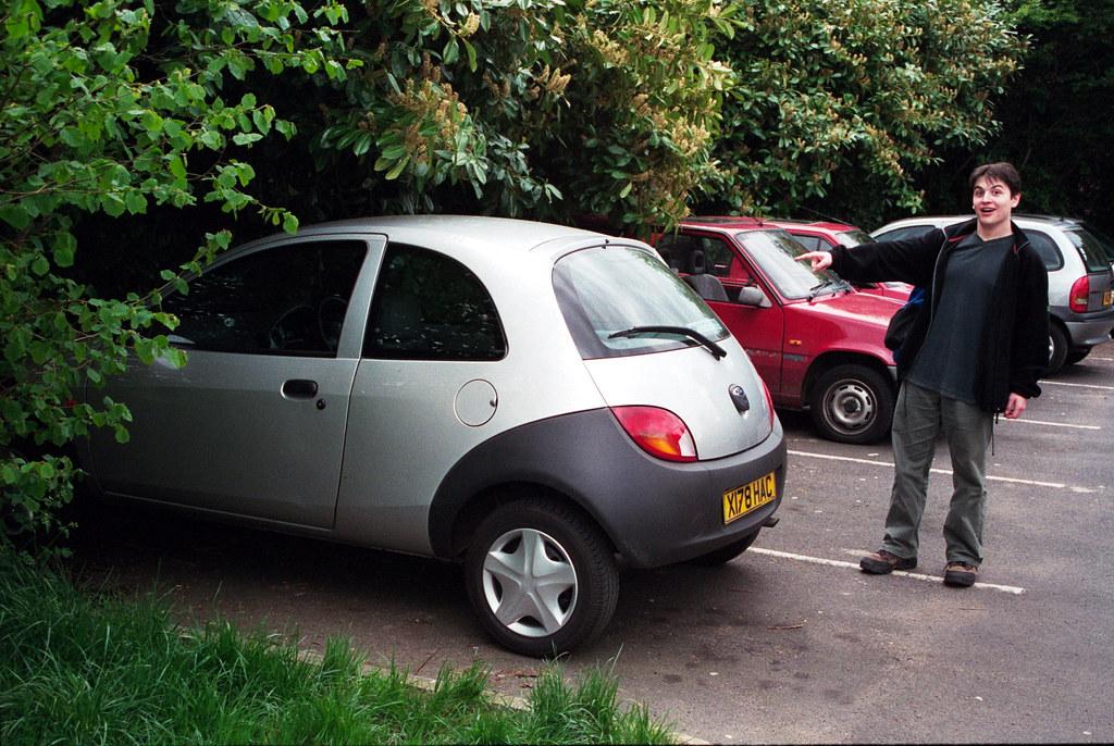 Sixth Form Car Crash