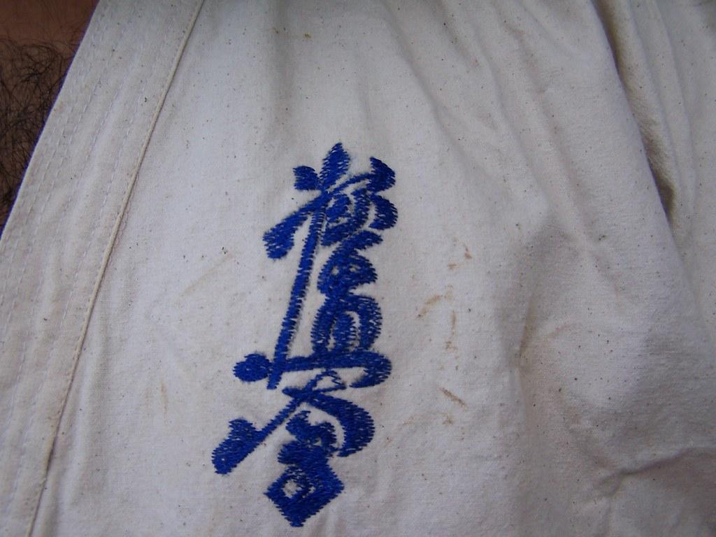 kyokushin karate symbol of kyokushin karate it means