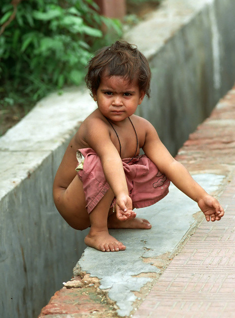 Street Child | Alex Sirota | Flickr
