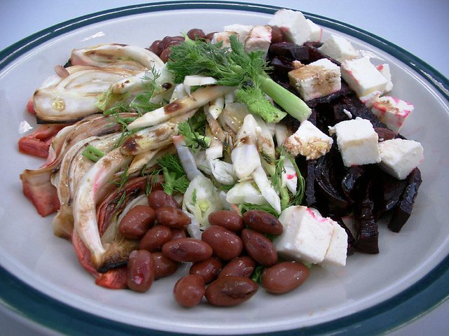 Roast Vegetable Salad - v2.0 | Flickr - Photo Sharing!