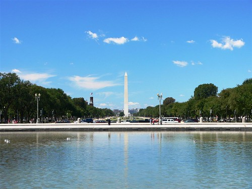 GW Monument and a beautiful late summer day | by Team Frosick