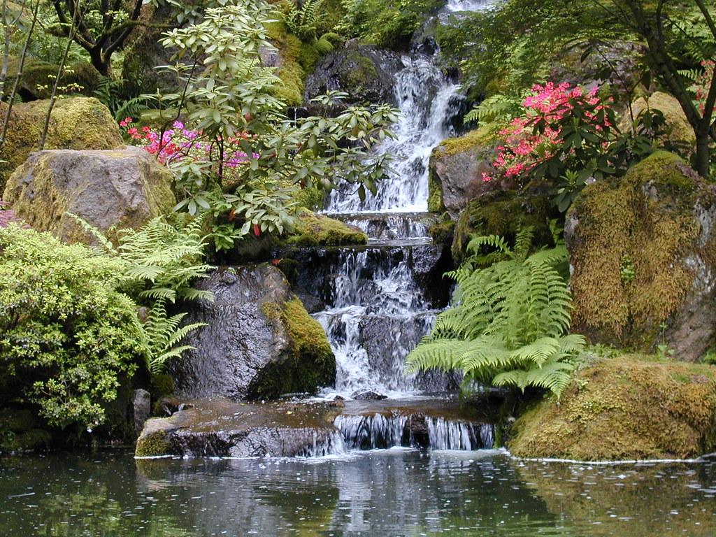Japanese Gardens Portland Oregon Geek2nurse Flickr