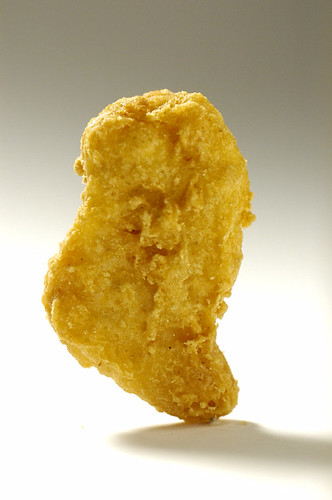 "Shapes of Chicken McNuggets, #2, the ""Louisiana"" 