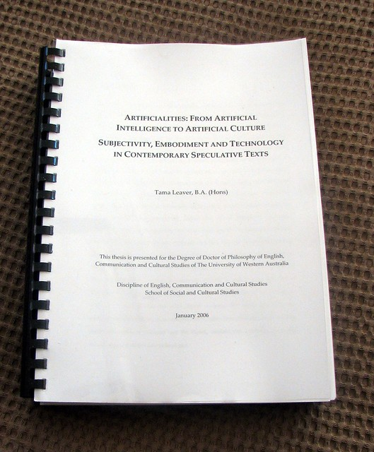 phd thesis on emotional intelligence