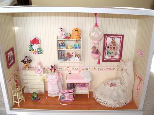 Cuarto de beb 2 dmmalva flickr - Vinilos para habitaciones de bebes ...
