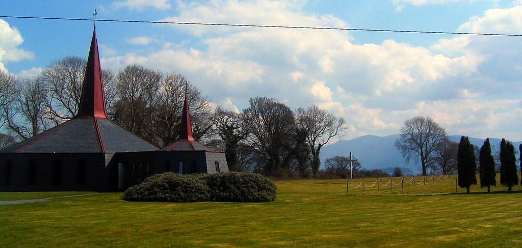Peace >> Church of the Prince of Peace, Fossa, Killarney | the church… | Flickr