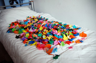 1,000 paper cranes | by SlipStreamJC