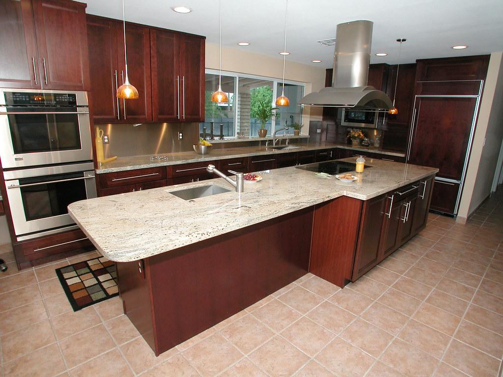 White Updated Kitchen
