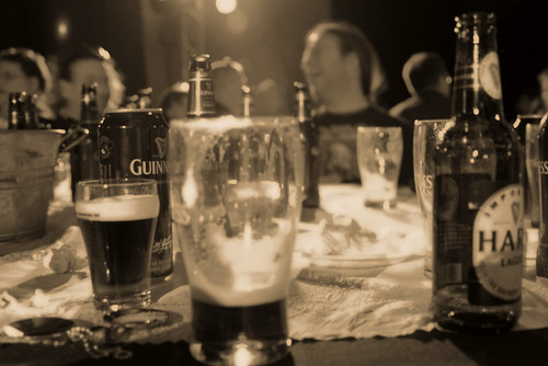 Guinness event | by bluberd