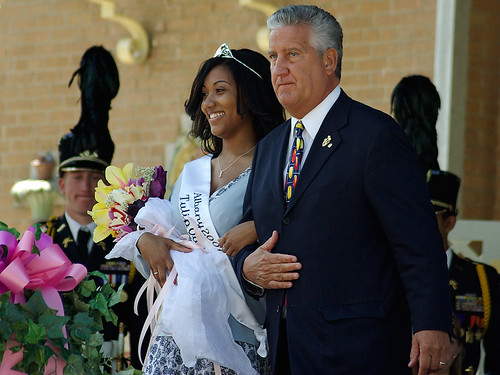 Mayor Jennings and the 2007 Tulip Queen | by Mountain Visions