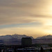 Anchorage sunnrise