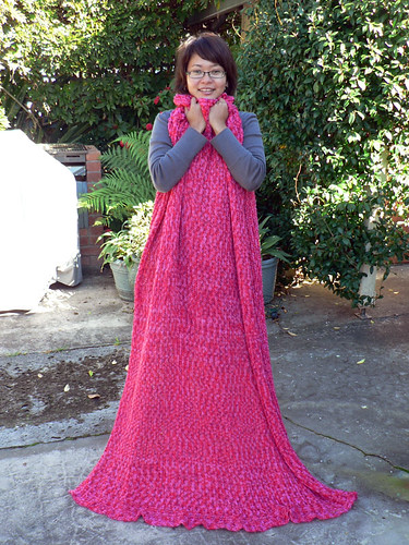 My Knitted Blanket | by :Salihan