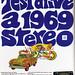 1960s Advertising - Magazine Ad - General Motors (USA)