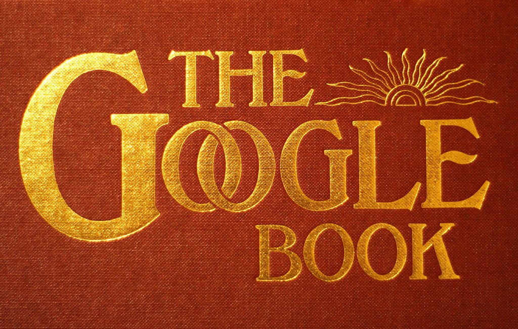 The google book the google book by vc vickers 1913 far flickr the google book by jim barter stopboris Gallery