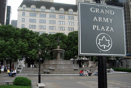 NYC - Grand Army Plaza | by wallyg