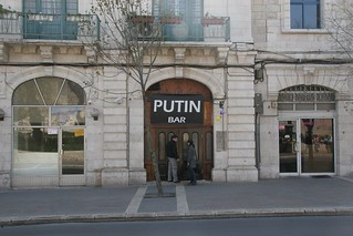 Putin Bar | by Patrick Rasenberg
