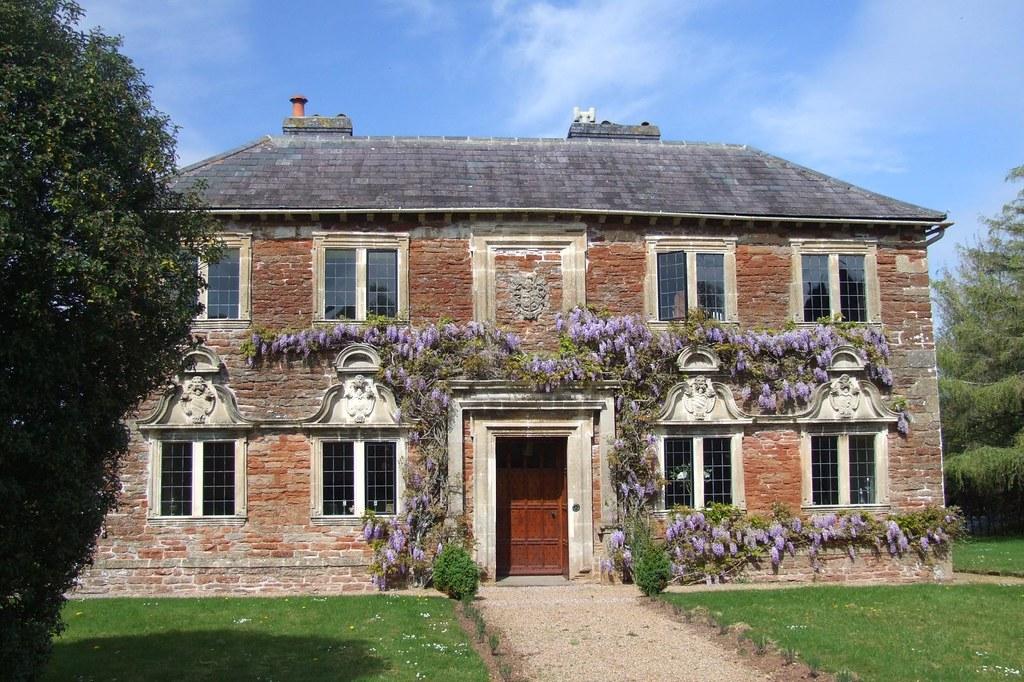 West Harptree Tilley Manor House Next Door To The
