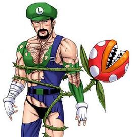 Luigi Is Gay 118