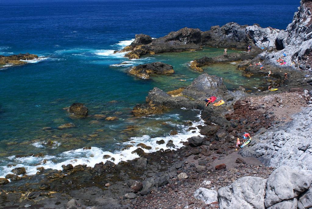 Puerto de santiago tenerife david cunningham flickr - Puerto santiago tenerife mapa ...