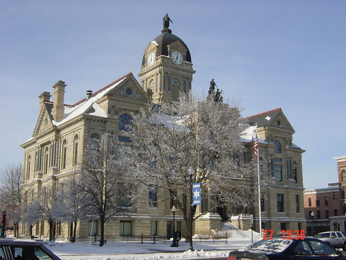 Findlay Court House | by Zmanida