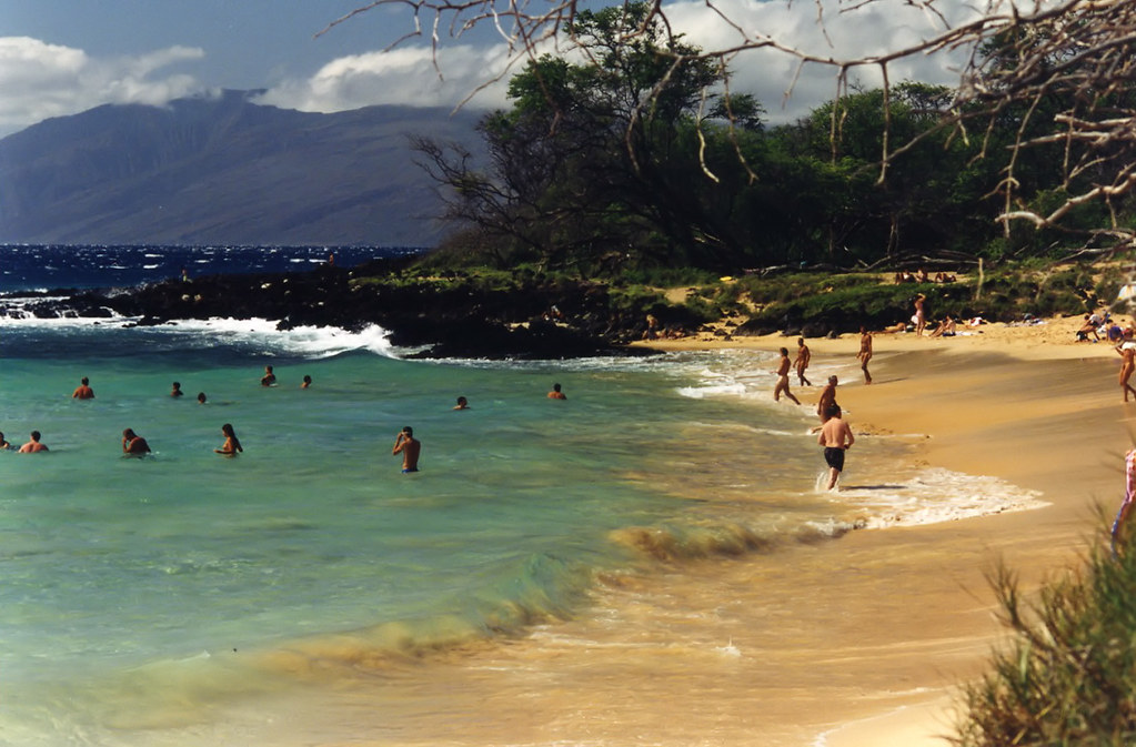 Maui Little Beach Nude