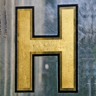letter H | by Leo Reynolds