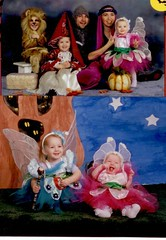 flowerfairies halloween photos | by sunshine's creations