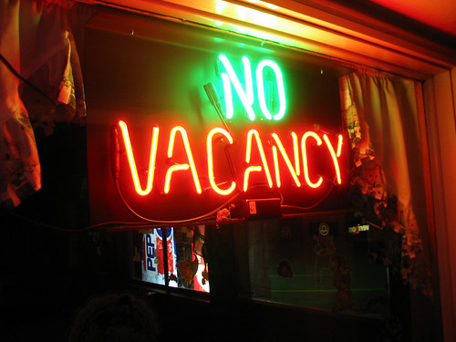 No Vacancy | by taberandrew