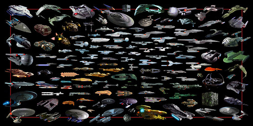 Star Trek Ships and Stuff | by Jibby!