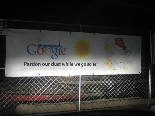 Google going solar | by eszter