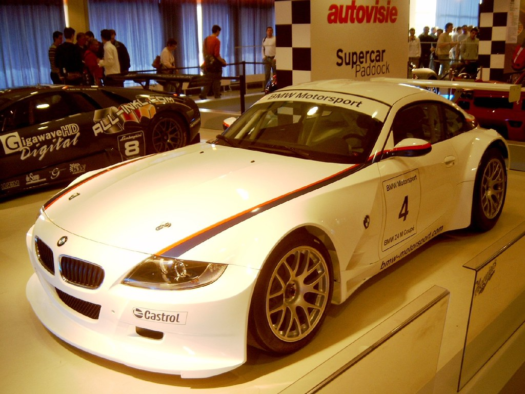Bmw Z4 M Rennsport 3 2 Litre 6 Cyl Line Powers This Z4m