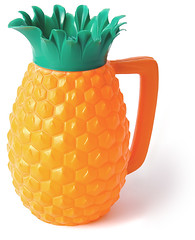 Pineapple Pitcher, 1960s | by galessa's plastics