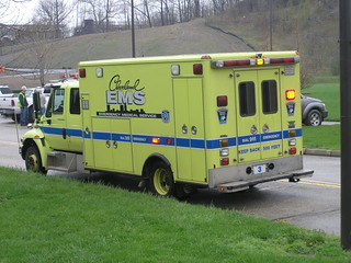 EMS Vehicle | by eekoman2002