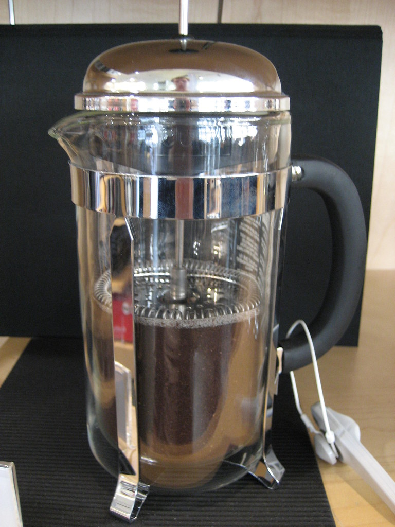 Bodum French Press Replacement Glass  Cup