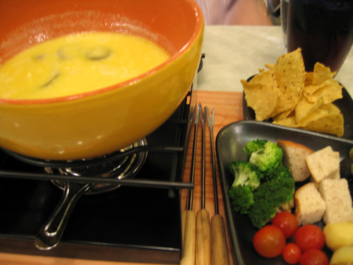 Jalapeno Cheddar and Emmenthal Cheese Fondue at Chelsea Ma ...