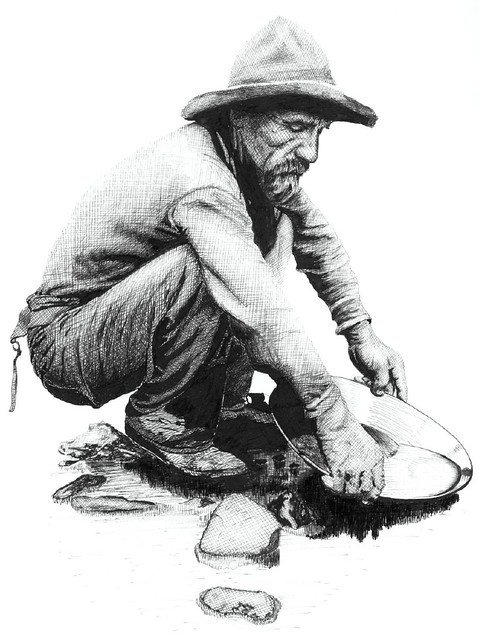 Image result for gold prospector