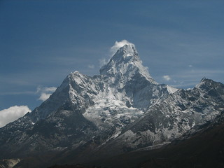 Nepal - Sagamartha Trek - 061 - Ama Dablam | by mckaysavage